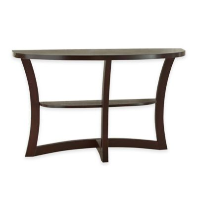 Steve Silver Co. Alice Sofa Table in Espresso