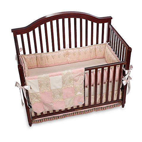 Baby Ella 4-Piece Crib Set by Glenna Jean