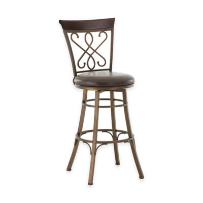 Steve Silver Co. Carmona Swivel Bar Chair
