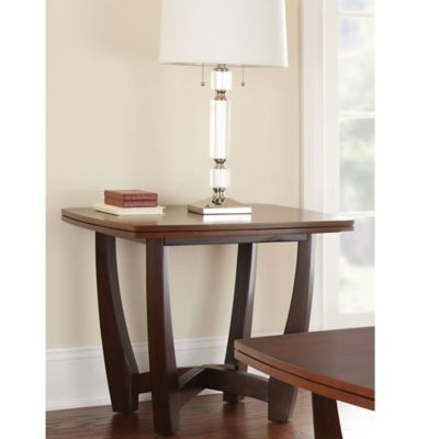 medium Cherry End Table