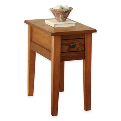 Golden Oak Accent & End Tables