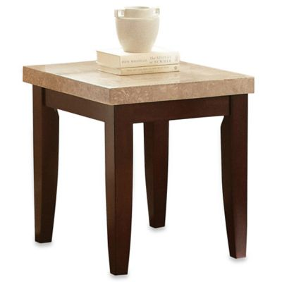 Steve Silver Co. Monarch End Table in Cherry