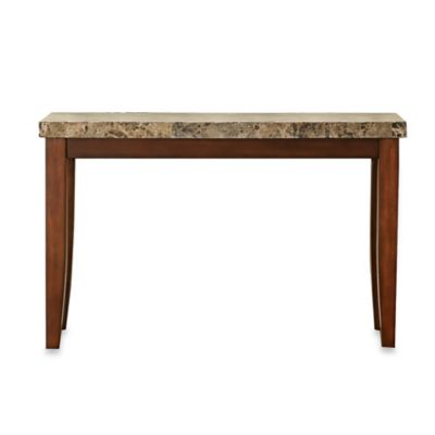 Steve Silver Co. Montibello Sofa Table in Brown
