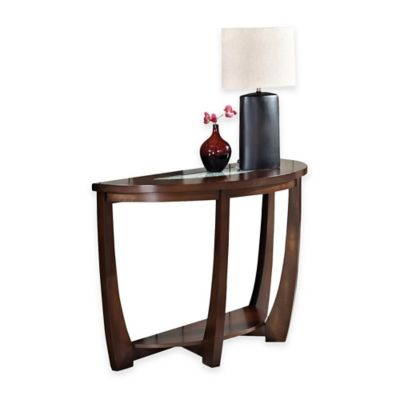 Steve Silver Co. Rafael Sofa Table in Merlot