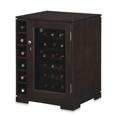 Bell'O® Cabernet Dual Zone Wine Cooler in Merlot