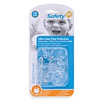 Safety 1st Clear Outlet Plugs (12-Pack)