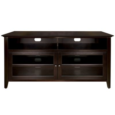 Bell'O® 52-Inch TV Stand in Dark Espresso
