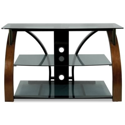Bell'O® Triple Play™ 44-Inch TV Stand in Expresso