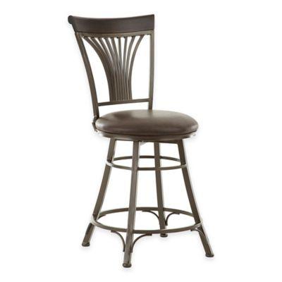 Steve Silver Co. Karol Swivel Counter Chair