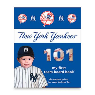 Yankees 101 My First Team Board Book™