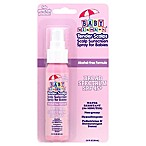 Baby Blanket® SPF 45+ Sunblock 2-Ounce Scalp Spray