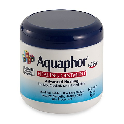 how to use aquaphor healing ointment