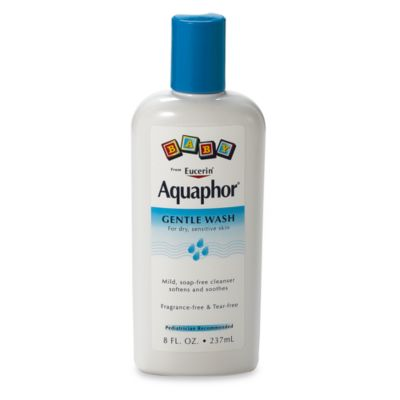 Eucerin® Aquaphor 8-Ounce Gentle Wash Baby Cleanser