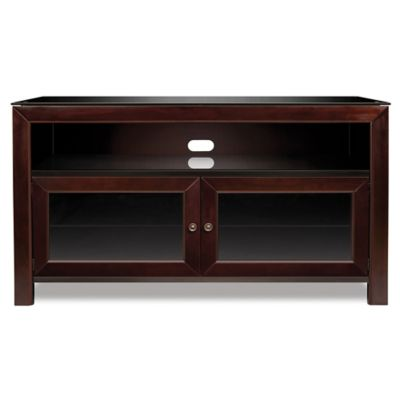 Bell'O® 50-Inch TV Stand in Deep Mahogany