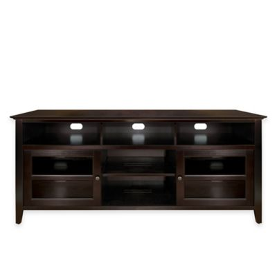 Bell'O® 63-Inch TV Stand in Dark Espresso