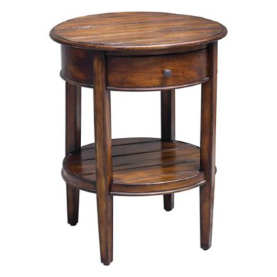 Uttermost Ranalt Accent Table in Black