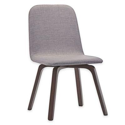 Walnut Grey Dining Chairs