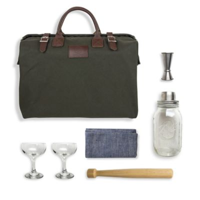 Forest Green Bar Tools & Accessories
