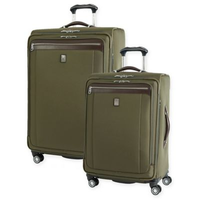 TravelPro® Platinum Magna® 2 25-Inch Expandable Spinner Suiter in Olive