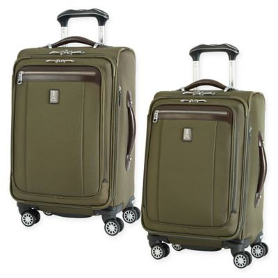 TravelPro® Platinum Magna® 2 20-Inch Expandable Business Plus Spinner in Olive