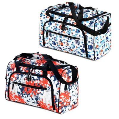 Olympia® USA 21-Inch Fashion Sports Duffle in Ink Blots