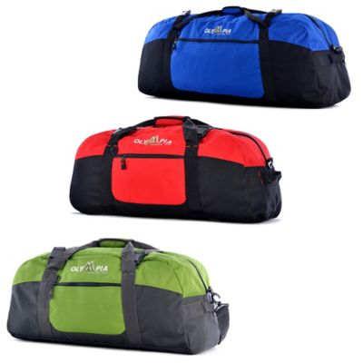 Olympia® USA 30-Inch Sports Duffle in Red