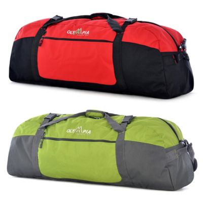 Olympia® USA 36-Inch Sports Duffle in Red