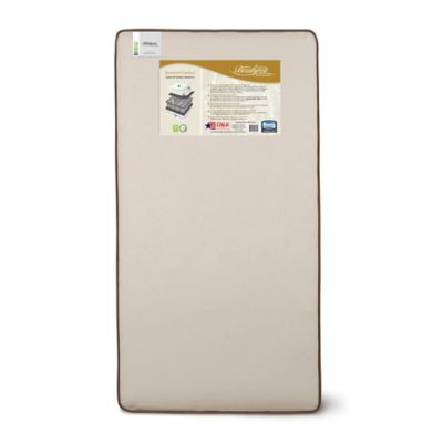Simmons® Beautyrest Beginnings™ Naturally Restored Comfort Crib & Toddler Mattress