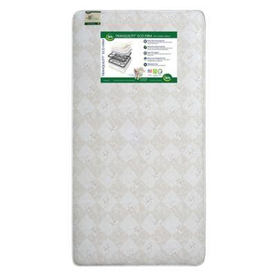 Serta® Tranquility™ Eco Firm Crib & Toddler Mattress