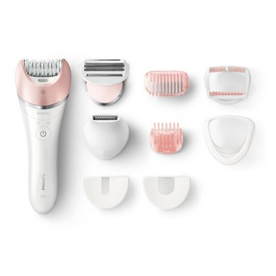 Philips 10-Piece Epilator Kit
