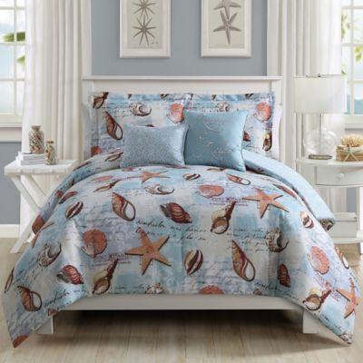 La Jolla 5-Piece Full/Queen Comforter Set