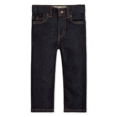 Levi's® Mercer Size 3-6M Knit Jeans in Blue