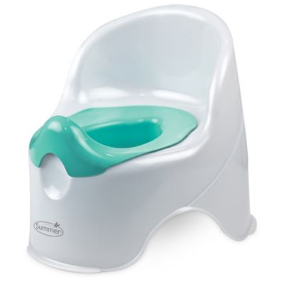 Summer Infant® Lil Loo Potty in Teal and White