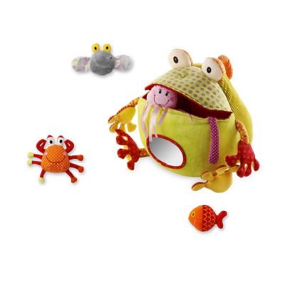 Lilliputiens Romeo the Well Fed Toad Toy