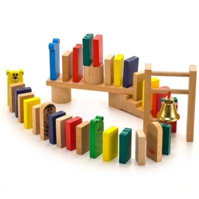 Haba Toys Go-Go Dominoes