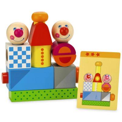 Haba Toys Brain Builder Peg Set