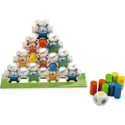 Haba Toys Monster Pile-On Game