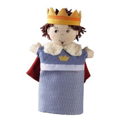 Haba Toys Prince Glove Puppet