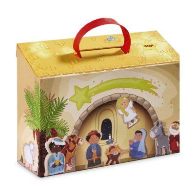 Haba Toys My First Nativity Play Scene