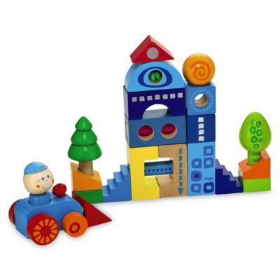 Haba Toys Habatown Blocks