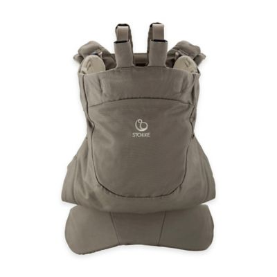 Stokke® MyCarrier™ Front Baby Carrier in Brown