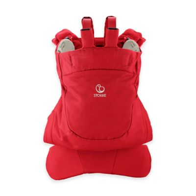 Stokke® MyCarrier™ Front Baby Carrier in Red
