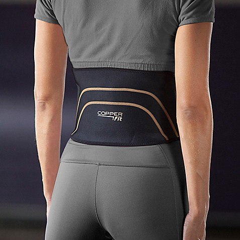 Bed Bath And Beyond Copper Fit Infused Back Brace