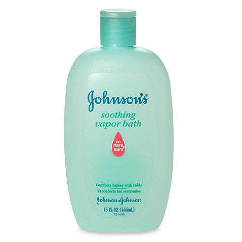 Buy Johnson S 174 15 Ounce Soothing Vapor Bath From Bed Bath