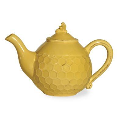 Boston International Honeycomb Teapot
