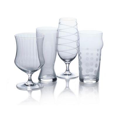 Mikasa® Cheers Craft Beer Glasses (Set of 4)