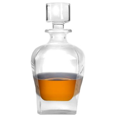 Circle Glass Society Monarch Decanter