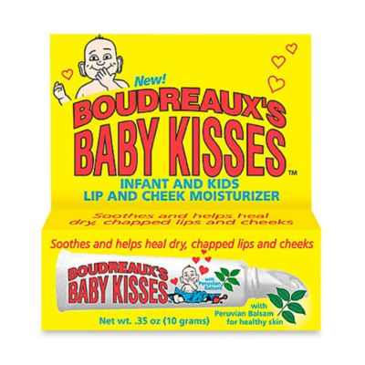 Boudreaux's Baby Kisses™ Infant and Kids Lip and Cheek Moisturizer