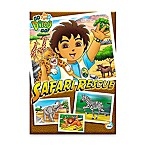 DVD Go Diego Go! in Safari Rescue