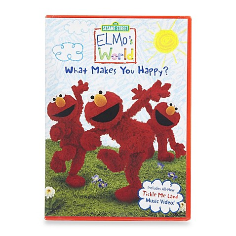 Sesame Street® Elmo's World®  in What Makes You Happy DVD